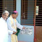 নতুন ধর্মপল্লি 'গাজিরভিটা' উদ্বোধন করলেন বিশপ পনেন পৌল কুবি সি এস সি
