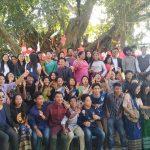 """জা.ক.কা.ন.ই.বি-তে দিনব্যাপী উদযাপিত হলো """"প্রাক-বড়দিন"""""""