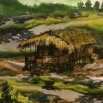 প্রাঞ্জল এম. সাংমার প্রথম কবিতার বই  ।। অরণ্য কুটির