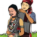 পালাগান সেরেজিং ।। পর্ব-১।। মতেন্দ্র মানখিন