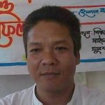 করোনাকালে কেমন আছেন কবি ফিডেল ডি. সাংমা