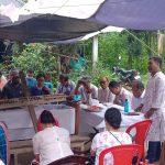 বিরিশিরি একাডেমির সাবেক পরিচালক ও ছাত্র নেতা শুভ্র আরেং এর সমাধি সম্পন্ন