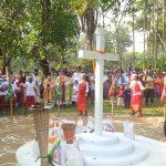 ময়মনসিংহের বিভিন্ন ধর্মপল্লিতে পালিত হচ্ছে ওয়ানগালা বা খ্রিষ্টরাজার পর্ব