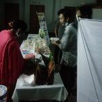 শিশু মালঞ্চ স্কুল অ্যান্ড কলেজ মাঠে মাশরুম প্রদর্শনী ও মেলা চলছে
